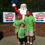 Hannah Hardesty, Mom and Dad