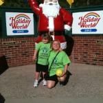 Hannah Hardesty and Mom