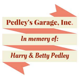 Pedley's Garage, Inc.