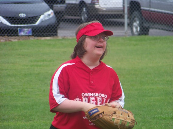 Special Olympics Softball Regionals Paducah Ky August
